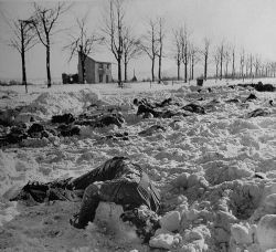 American soldiers massacred