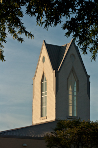Church Tower, Grace UMC