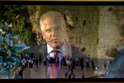 GlennBeck, Restoring Courage, Jerusalem, August 24, 2011