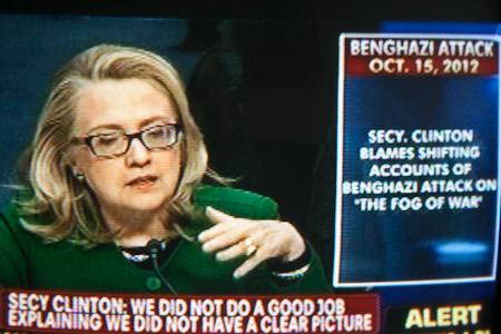 Hillary Clinton - 'Fog of War'
