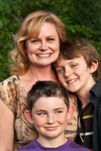 Kathleen, Benjamin, Mitchell